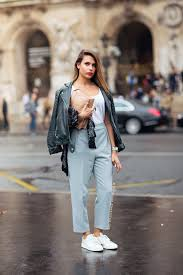 leather jackets for women street style inspiration 3