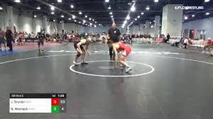 180 lbs Rr Rnd 3 - Jersey Robb, OKRTC vs Ivan Bowen, Poway Elite