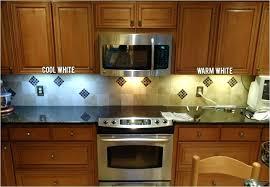 full image for led under cabinet lighting direct wire 120v led strip under cabinet lighting led