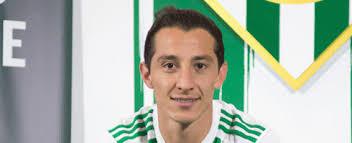 Y tu que sientes por ella?. Andres Guardado To Sign New Real Betis Deal Football Espana