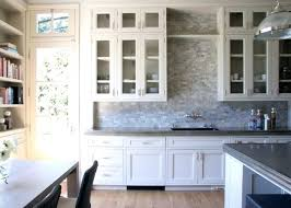 backsplash with white cabinets kitchen white dark cabinets recessed lighting and drum pendant cool design ideas
