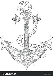 cute anchor coloring pages bokamosoafrica org 2554633