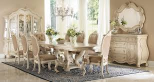Chateau De Lago Dining Room Set By Michael Amini  AICO Home - Aico dining room set