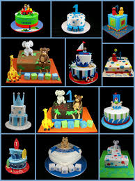 12 Cakes For Boys 1st Birthday Party Ideas Photo Boys 1st Birthday