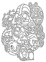 Star Wars Free Coloring Pages Koshigayainfo