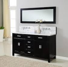 Home Decor : 60 Inch Double Sink Bathroom Vanity Industrial ...