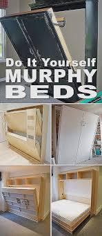 murphy bed desk combo plans elegant diy murphy beds
