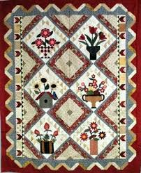 Quilt Borders add the Right Finishing Touch & The Look of Folded Ribbon as Quilt Borders. border designs Adamdwight.com