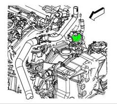 pontiac g6 thermostat location questions answers pictures location of thermostat
