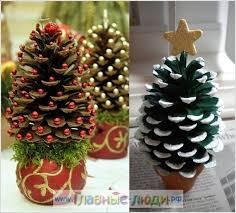 Pine Cone Tree Craft  Pine Cone Tree Cone Trees And Rustic CharmPine Cone Christmas Tree Craft Project