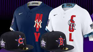 MLB Releases 2021 All-Star Game Jerseys ...