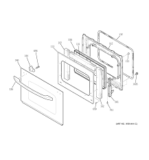 ge electric oven parts model jtp30bm2bb sears partsdirect