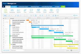 Gantt Chart Software Create A Gantt Online