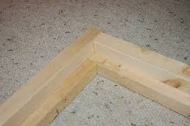 ... Clever Ideas Build A Window Frame 5 Window Frame How To Build A Frame  On Tiny ...