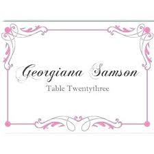 Thanksgiving Place Cards Template Aromascout Info