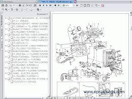 Clark Forklift Wiring Schematic Clark Forklift Engine Parts Diagram