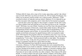 bill gates biography a level computer science marked by  document image preview