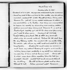 "the diary of thomas edison  diary and sundry observations of thomas edison edited by dagobert runes for example where edison writes ""down down to the uttermost depths"" clearly"