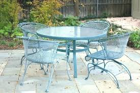 wrought iron outdoor furniture sets used wrought iron patio furniture anymiinfo wrought iron patio furniture sets