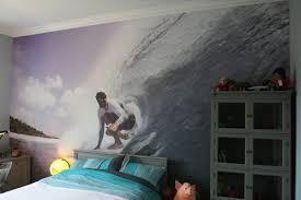 surf wall mural vinyl wallpaper