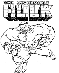 Hulk jumbo coloring book with stunning images for all funs. Super Heroes Coloring The Incredible Hulk Coloring Pages The Incredible Hulk Coloring Page Superhero Coloring Pages Superhero Coloring Cartoon Coloring Pages