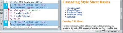cascade style sheet css basics adobe dreamweaver cc classroom in a book 2015 release