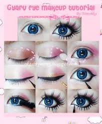 do you have a small eyes and want to look it bigger this video will show you how to make those small eyes big eye makeup for small eyes making eyes