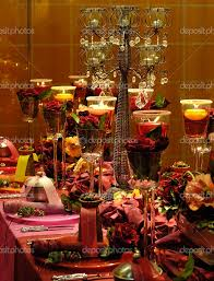 Christmas Centerpiece Ideas for Banquets | ... Christmas Banquet Table  Decoration Christmas Table Centerpieces