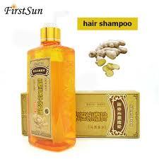 <b>Professional Hair Ginger</b> Shampoo 300ml, Hair Regrowth Dense ...