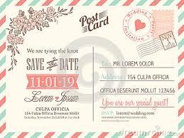 Photo Invitation Postcards Vintage Postcard Background For Wedding Invitation