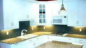 glass tile backsplash installation installing glass blue glass kitchen wall splash tiles blue glass mosaic tile