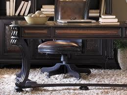 black writing desk. Telluride Black With Reddish Brown 66\u0027\u0027L X 32\u0027\u0027W Rectangular Writing Desk D