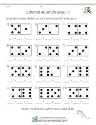 Printable Adding Worksheets Kindergarten Addition Worksheet Free ...