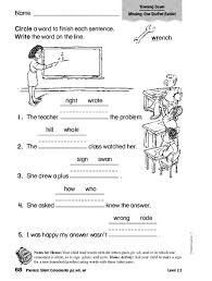 A collection of english esl worksheets for home learning, online practice, distance learning and english classes to teach about phonics, phonics. Phonics Silent Consonants Gn Wh Wr Worksheet For 1st 2nd Grade Lesson Planet
