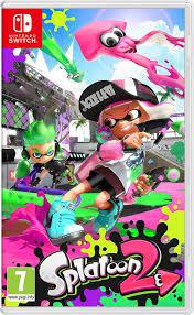 Splatoon 2 (Nintendo Switch) - Walmart ...