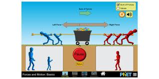forceotion basics force motion friction phet interactive simulations