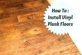 cost to install vinyl plank flooring how to install glue down vinyl plank flooring installing on