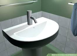 image titled decorate small. Various Redecorating A Small Bathroom Image Titled Decorate Step 7 Cost To Renovate