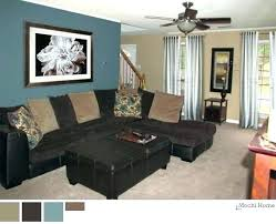 blue accent wall living room dark blue accent wall living room view larger grey with l