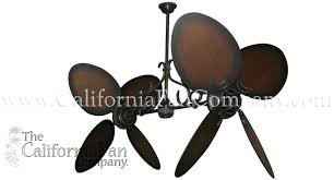 double ceiling fans dual motor ceiling fan with large distressed oval blades double ceiling fan with double ceiling fans