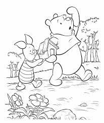 Kleurplaten Winnie The Pooh Hard Tei Je Knorretje Iejoor En Winnie