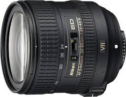 Обзор <b>объектива Nikon</b> AF-S <b>Nikkor</b> 24-85mm f/3.5-4.5G ED VR