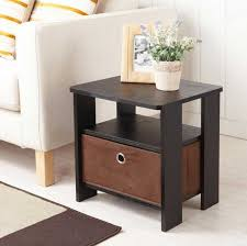 large size of living room dark wood nest of tables inn tables and end tables round