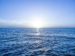 Sea Sea Ys 03 Universal Lighting System Sea And Sky Horizon Photo Free Stock Photo