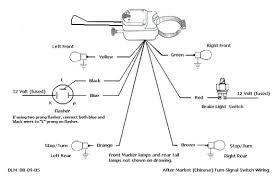 golf cart turn signal wiring diagram and wiring diagram for turn 12 Volt Starter Wiring Diagram golf cart turn signal wiring diagram and wiring diagram for turn signal switch club car golf