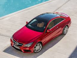 Each body style offers various trim levels: Mercedes Benz E Class Coupe 2014 Pictures Information Specs