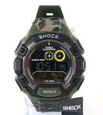 t49971 timex expedition global shock watch mens watch camo resin t49971 timex expedition global shock watch mens watch camo resin strap t499719j what s it worth