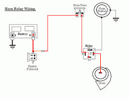three wire horn relay wiring diagram site horn circuit diagram wiring diagram site horn relay circuit three wire horn relay