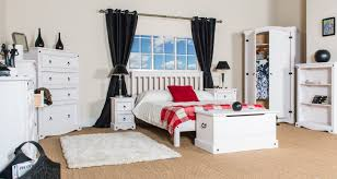 whitewashed bedroom furniture. Core Corona Whitewash Bedroom Furniture Whitewashed L