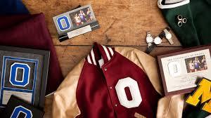 Jostens Class Ring Size Chart College Letterwinner Program Jackets Rings Blankets